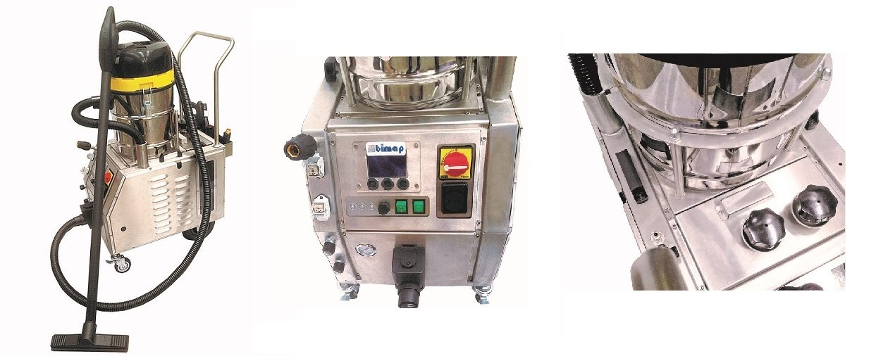 Omniklin - Pulizia professionale a vapore