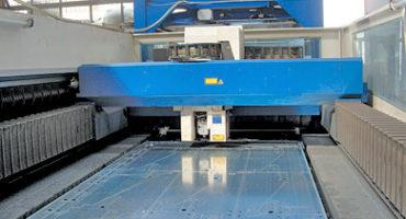 Lavorazione con taglio a laser