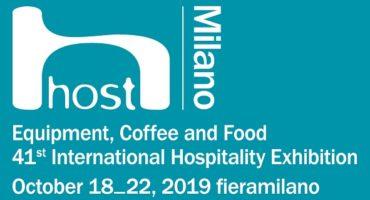 HostMilano 2019 - 41° Salone Internazionale dell'Ospitalità Professionale