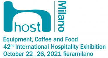 HostMilano 2021 – 42° Salone Internazionale dell'Ospitalità Professionale